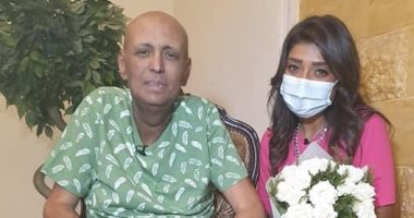 صورة الفنان جمال يوسف يتعافى من سرطان البلعوم