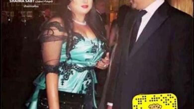 """صورة هل تزوج """"اللمبي"""" من البحرينية """"شيماء سبت""""؟"""