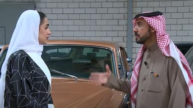 صورة فيديو.. مواطن سعودي يقتني عشرات السيارات الكلاسيكية