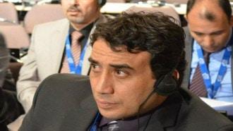 """صورة """"محمد المنفي"""" رئيسًا للمجلس الرئاسي الليبي"""