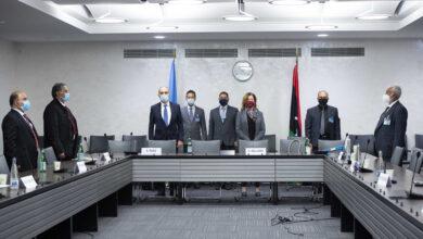 صورة مخاوف من فشل المصالحة الليبية في جنيف