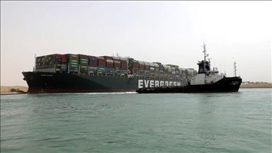 صورة مصر تشكر عروض المساعدة الدولية في حادث سفينة قناة السويس