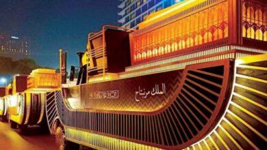 صورة مصر تستعد لنقل المومياوات في موكب مهيب