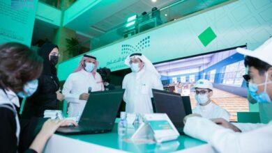 """صورة وزير التعليم السعودي يُطلق المسابقة الوطنية الرقمية """"مدرستي تبرمج"""""""