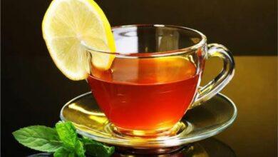 صورة فوائد صحية عديدة لتناول الشاي بالليمون.. يُعالج تصلب الشرايين ونزلات البرد