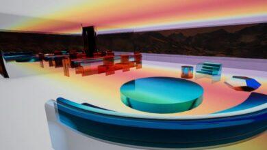 صورة بيع أول منزل افتراضي على سطح المريخ بأكثر من 500 ألف دولار