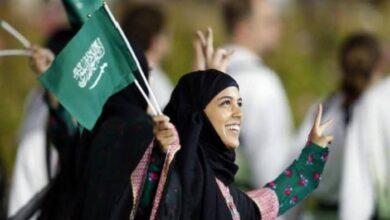 صورة المرأة السعودية الأكثر تعليمًا عربيًا والعاشرة عالميًا