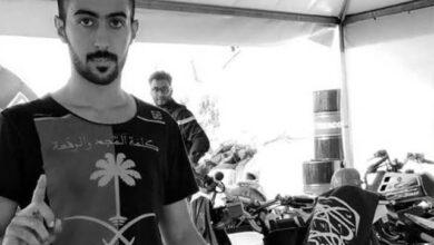 """صورة وفاة الدراج السعودي """"رياض الشمري"""" في حادث بـ""""رالي الشرقية"""""""