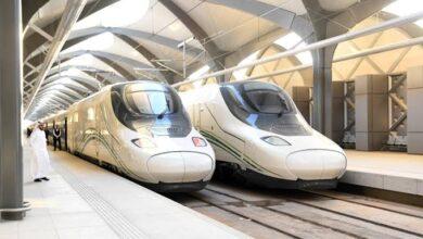 صورة بدء تسيير رحلات قطار الحرمين الأربعاء المقبل