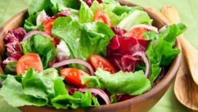 صورة 6 فوائد صحية للسلطة الخضراء قبل رمضان