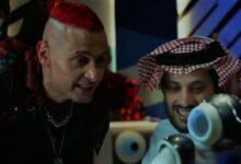 """صورة فيديو.. """"تركي آل الشيخ"""" يظهر في برنامج """"رامز جلال"""" الرمضاني وتعليق مثير من """"عمرو دياب"""""""
