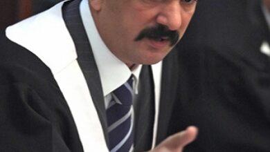 """صورة وفاة """"محمد العريبي"""" قاضي محاكمة الرئيس العراقي الأسبق """"صدام حسين"""""""