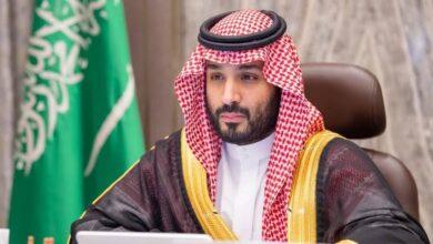 """صورة الأمير """"محمد بن سلمان"""" ولي العهد السعودي يُرزق بمولوده الخامس"""
