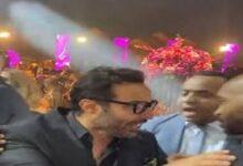 """صورة فيديو.. """"أحمد فهمي"""" يُعلق على أزمته الشهيرة مع """"شيكابالا"""""""