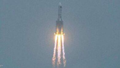 صورة بعد الصين.. صاروخ أميركي يضل طريقه ويفشل في الوصول إلى المدار المحدد له