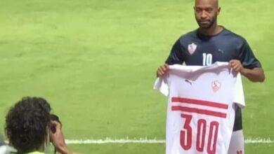 """صورة انتصارات وانكسارات.. اعرف حكاية 300 مباراة لـ """"شيكابالا"""" بقميص الزمالك"""