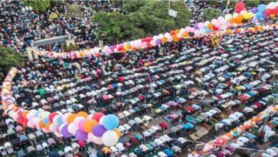 صورة الحكومة المصرية تكشف موقفها من إلغاء صلاة العيد بسبب كورونا