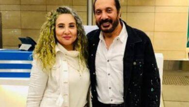"""صورة الفنان """"علي الحجار"""" يُطالب جمهوره بالدعاء له ولزوجته بعد إصابتهما بكورونا"""