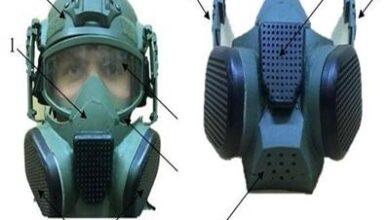 صورة علماء يطورون قناعًا لحماية الجنود من المواد الضارة والأسلحة الكيميائية