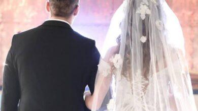 صورة مصرع عروسين في حادث تصادم أثناء ذهابهما للكوافير