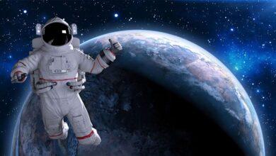 """صورة وكالة الفضاء الأميركية """"ناسا"""" تُرسل أول إمراة على سطح القمر"""