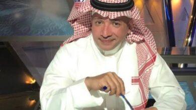 """صورة وفاة الإعلامي الرياضي السعودي """"عادل التويجري"""" بسبب أزمة قلبية مفاجأة"""