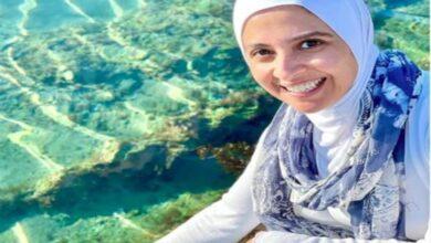 """صورة تدشين حملة للمطالبة لحذف صور الفنانة """"حنان ترك"""" بدون الحجاب"""