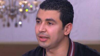 """صورة """"محمد أنور"""" يُرزق بمولودة جديدة ويُطلق عليها اسم """"ديالا"""""""