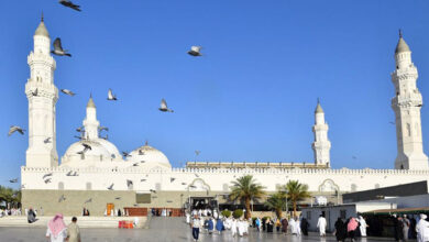 صورة السعودية تُعيد افتتاح مسجد قباء أمام المصلين والزوار على مدار اليوم