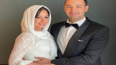 """صورة صورة.. """"حلا شيحة"""" تلمح لاعتزالها الفن بعد ظهورها بالحجاب مع """"معز مسعود"""""""