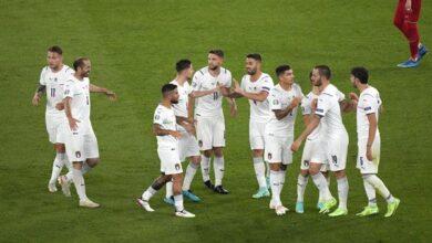 """صورة """"إيطاليا"""" تفتتح يورو 2020 بالفوز على """"تركيا"""" بثلاثية نظيفة"""