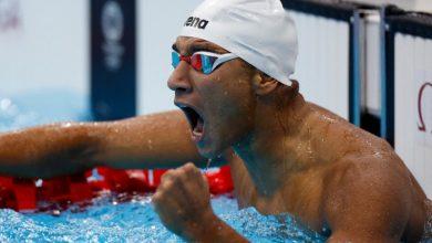 صورة التونسي أحمد حفناوي يتوج بأول ميدالية ذهبية للعرب في أولمبياد طوكيو