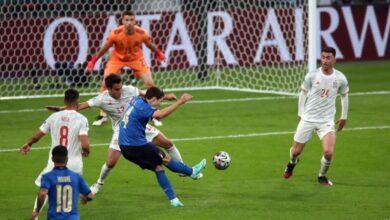 صورة إيطاليا تُطيح بإسبانيا من يورو 2020 وتتأهل للنهائي