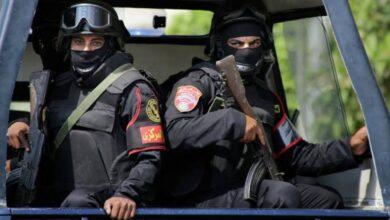 """صورة قوات الأمن تُلقي القبض على شخص أدعى أنه """"المهدي المنتظر"""""""