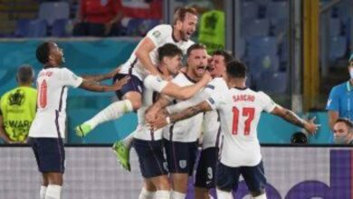 صورة فيديو.. لأول مرة في تاريخها.. إنجلترا تتأهل لنهائي يورو 2020