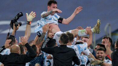 صورة فيديو.. ميسي يحقق أول لقب مع منتخب الأرجنتين بالفوز بكوبا أمريكا