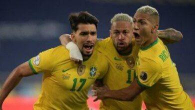 صورة البرازيل إلى نهائي كوبا أمريكا وتنتظر الأرجنتين أو كولومبيا