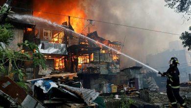 صورة مصرع 5 أطفال في حريق بمنزلهم الجديد بعد نجاتهم من الأول