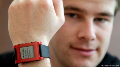 صورة تعمل بواسطة عرق الإنسان.. علماء يبتكرون ساعة المستقبل