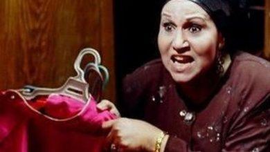 """صورة الموت يغيب الفنانة المصرية """"فتحية طنطاوي"""" بعد إصابتها بجلطة بالقلب"""