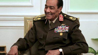 """صورة وفاة المشير """"طنطاوي"""" وزير الدفاع المصري الأسبق"""