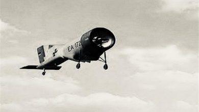 صورة اختراع تاريخي هز العالم.. مهندس يبتكر طائرة بلا أجنحة وبلا ذيل