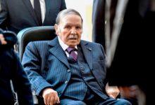 """صورة الموت يغيب الرئيس الجزائري السابق """"عبدالعزيز بو تفليقة"""""""