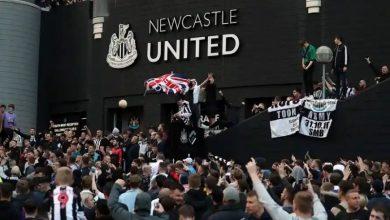 صورة فيديو.. احتفالات مستمرة لجمهور نيوكاسل بعد استحواذ صندوق الاستثمار السعودي على النادي